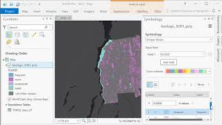 Joins & Symbology in ArcGIS Pro
