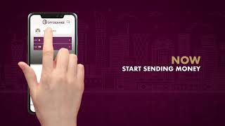 Send online from Qatar | CITY EXCHANGE | Send Money to Nepal | Send from Home | How to Send Online