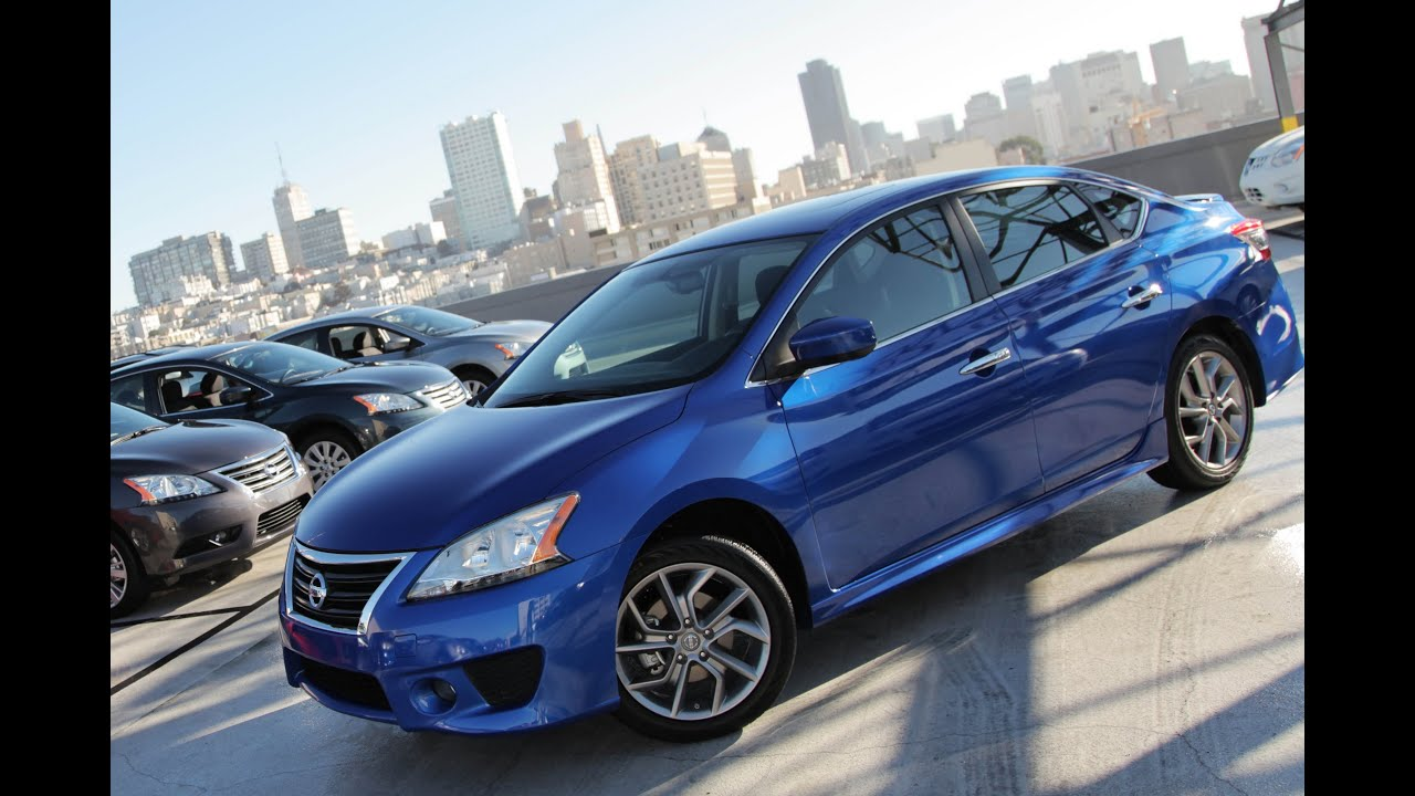 2013 Nissan Sentra Review   The Compact Segmentu0027s New Sentra Of Attention    YouTube