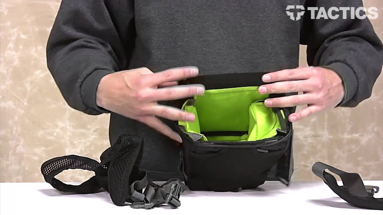 Dakine 2013 DSLR Camera Case Backpack Review - Tactics.com - YouTube