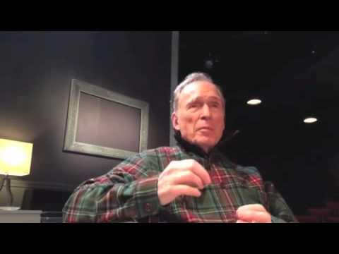 Dick Cavett inteview for LA MAGAZINE