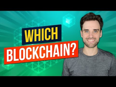 Which Blockchain Should I Use For Building Apps?