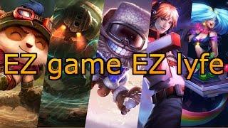 EZ GAME EZ LYFE