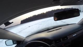 Ралли Ауди Клуб Киров Audi A6 C5 Quattro(ak43.ru., 2016-01-17T14:15:59.000Z)