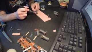 Building Pv Electronics Nixie Qtc Clock - Timelapse