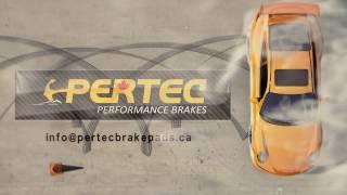 Pertec brake pads Canada