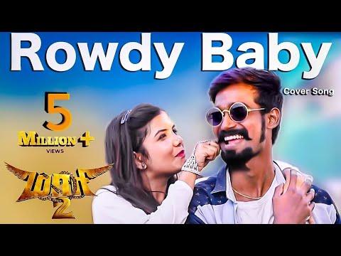 Maari 2 - Rowdy Baby Cover Song|| Vicky Vivek|| Arushi Goel || Yuvan Shakar Raja || Balaji Mohan