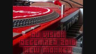 Dj Vision - New Monkey Classics Mix - December 2018