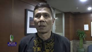 BANANG KONSULTASI MENGENAI PENGELOLAAN PARIWISATA KE JAKARTA