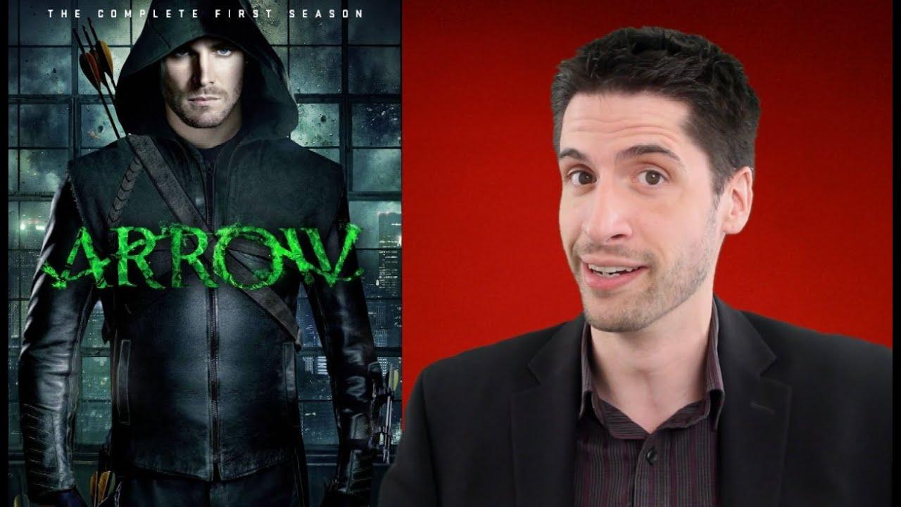 Download Arrow season 1 review