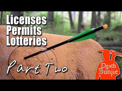 Pennsylvania Elk Lottery (Getting Licenses, Part II)