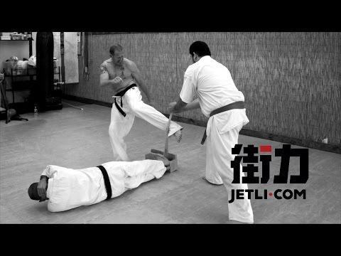 Hero in All of Us – Kyokushin-Kan Karate Sensei Tom Callahan