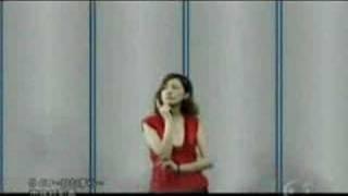 Sayaka Ichii (from Morning Musume) in 4U hitasura; first (and to da...