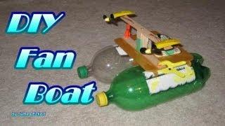 Diy Rc Fan Boat