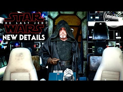 Luke Image Revealed & NEW Details! - Star Wars The Last Jedi