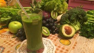 Смузи - витаминная бомба для вашего организма!