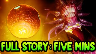 ENTIRE ZOMBIES STORYLINE IN 5 MINUTES (Call of Duty Zombies Story Explained, 12 LANGUAGES)(The full Call of Duty Zombies Storyline Explained in FIVE MINUTES. The most accurate entire zombies story recap on YouTube. [ MULTILANGUAGE: English ..., 2016-05-05T22:32:49.000Z)