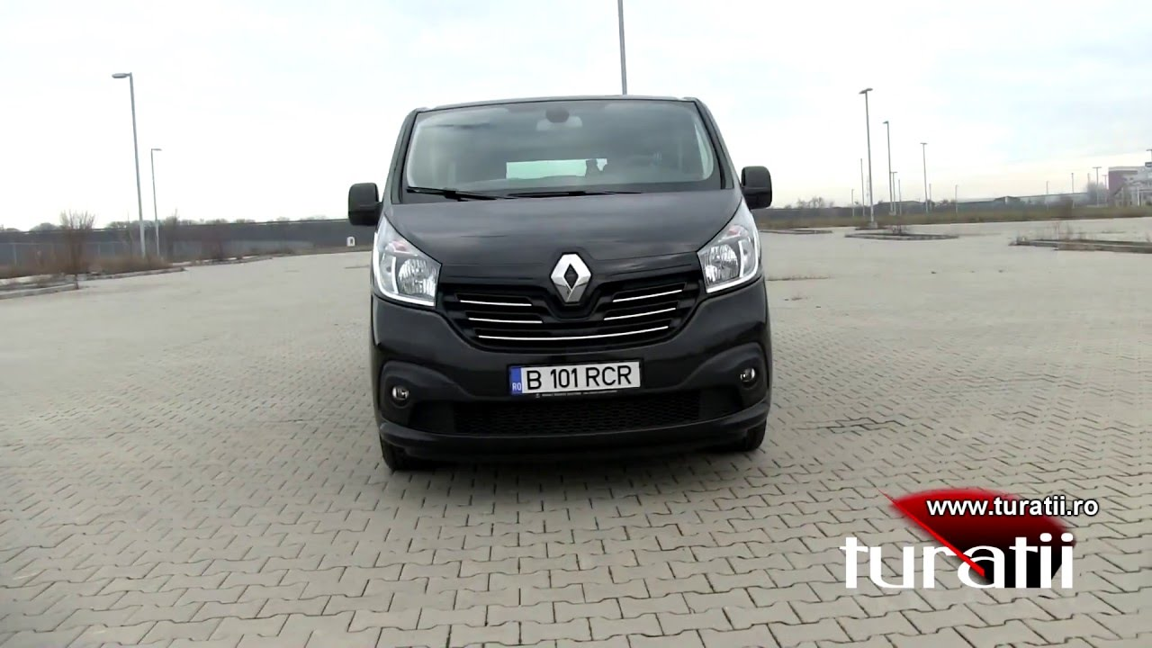renault trafic combi dci explicit video 1 of 4 youtube. Black Bedroom Furniture Sets. Home Design Ideas
