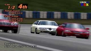 [PS1] Gran Turismo 2 Gameplay with ePSXe (Full HD)[1080p]