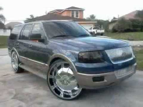 Ford Expedition On 30s The Worlds First South