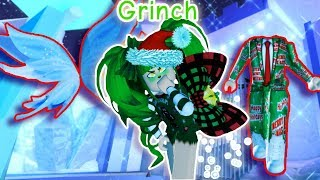 Grinch Stealing Christmas - Roblox Royale High