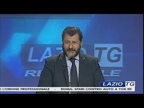 LAZIO TG DEL 25/10/2021 EDIZIONE DELLE 13.30