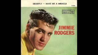 Secretly - Jimmie Rodgers (1958)