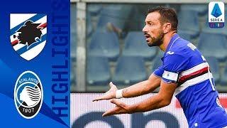Sampdoria 0-0 Atalanta | La Samp ci prova ma un' Atalanta in 10 porta a casa il pareggio | Serie A