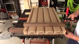 Zig Zag Cutting Boards