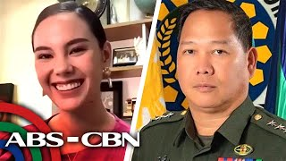 Catriona Gray says Parlade has apologized for red-tagging her | ANC