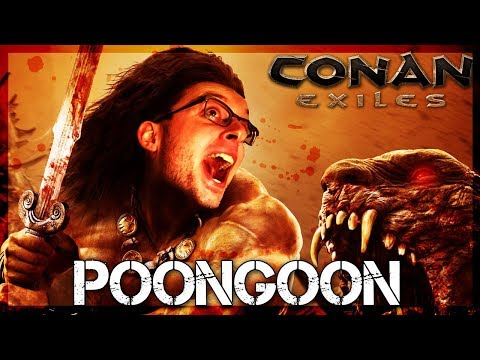 Conan Exiles Live! - Confronting Various Vile Horrors!