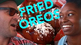 Fried Fair Food Telephone • Feast Mode Hunger Squad thumbnail
