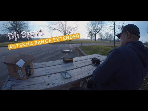 Antenna Extender for DJI Spark Controller