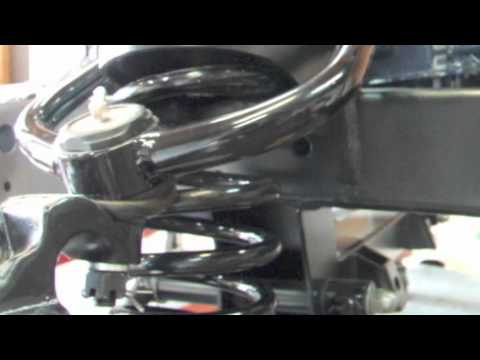Mustang II Coil Spring Problem