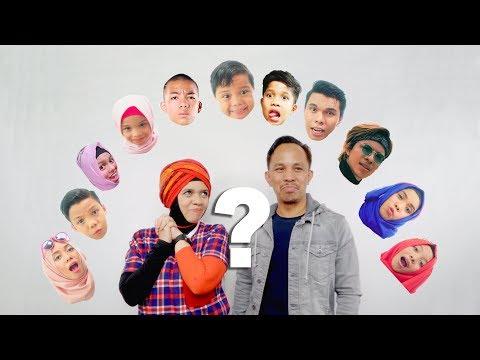 Anak Kesayangan? Q&A 60 Detik With Bu Gen And Pak Halilintar | Gen Halilintar