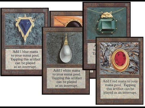 most expensive and rare cards in magic the gathering (mtg ...