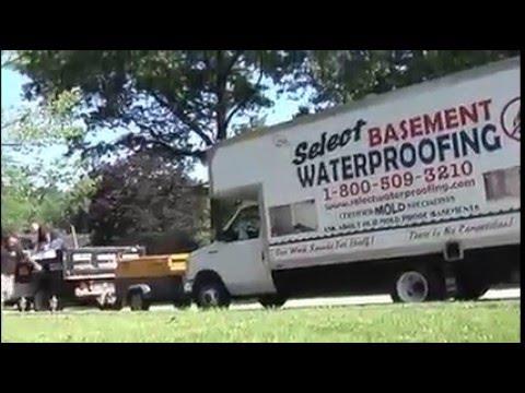 (732) 526 7770 | Select Basement Waterproofing New Jersey