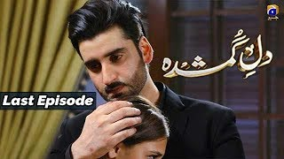 Dil-e-Gumshuda | Last Episode - 34 | 14th Nov 2019 | HAR PAL GEO