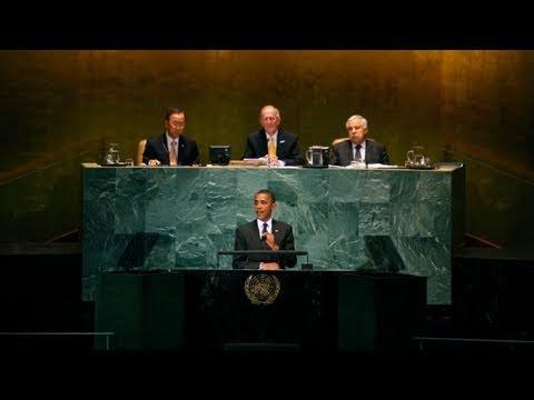 President Obama at Millennium Development Goals Conference
