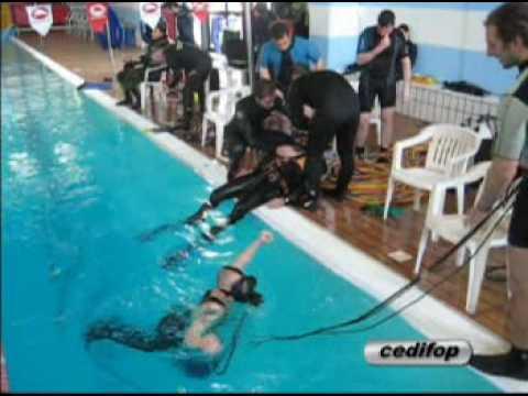 Ots cedifop stand by in azione youtube for Piscina hydra villabate prezzi