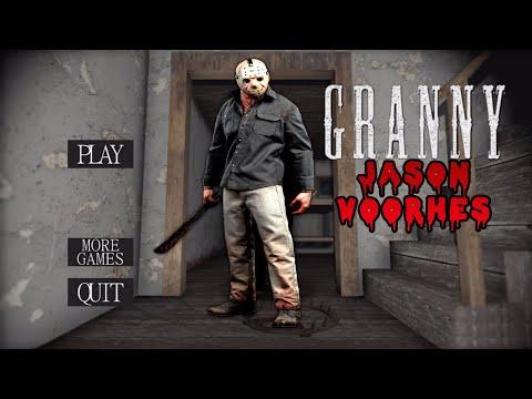 Granny Is Jason Voorhees!
