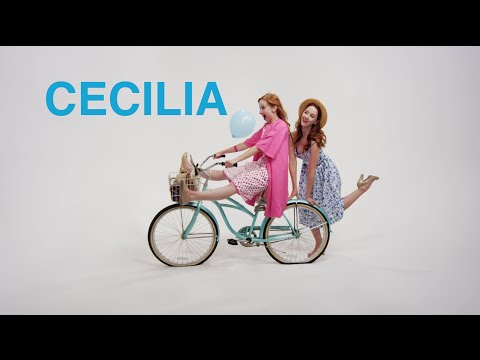 fashion fictions  CECILIA  Mary Kate Wiles & Laura Spencer in Cherry Pick Vintage