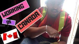 WORKING IN CANADA (DAY 1) IRMAN GILL
