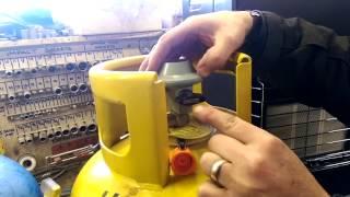 Butane regulator tutorial