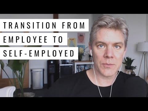 3 Smart Strategies to Transition From Employee to Self-Employed