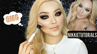 I FOLLOWED NIKKETUTORIALS (Ended up looking like Her)