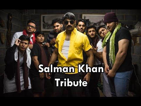 Salman Khan Tribute | Walk Through Time | @BeingSalmanKhan