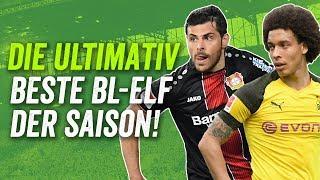 Die wirklich ultimativ beste Elf der Bundesliga-Saison 2018/19! (kein Clickbait! 😎)