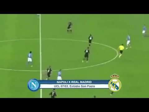 Download Napoli Vs Real Madrid 1-3 (2-6) All Goals and Highlights March 7 2017