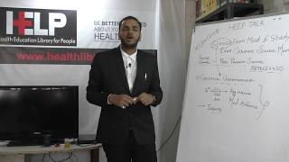 CRACK Any Exam !!! Expert Advice By Prof. Prashant Singhal on Health HELP Talks
